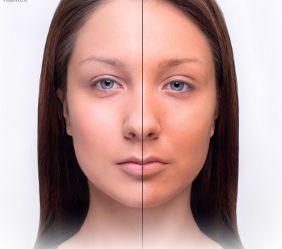 Ошибки в макияже: тонирование и скульптурирование