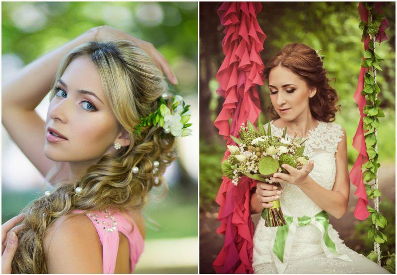 макияж свадебный невесты долгая atelier