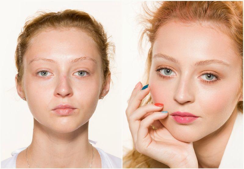салонный макияж анкушева atelier